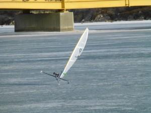 andrew ice boat